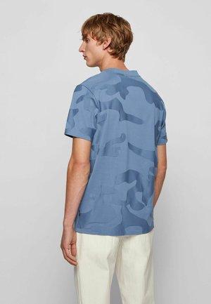 TIBURT - T-Shirt print - blue