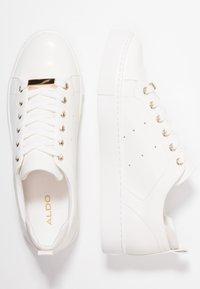 ALDO - MIRAREVIA - Sneakers laag - white - 3