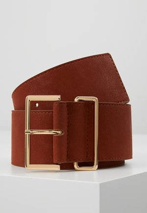 ADDISON BELT - Waist belt - rust