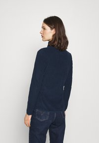 Marks & Spencer London - Fleece jacket - dark blue - 2
