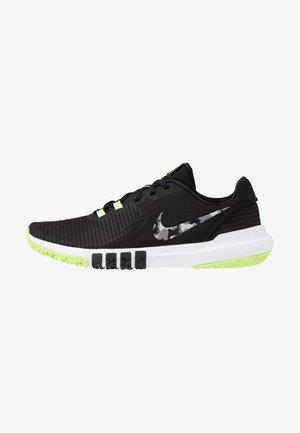 FLEX CONTROL TR4 - Chaussures d'entraînement et de fitness - black/smoke grey/ghost green/photon dust/sapphire