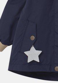 MINI A TURE - WALLY UNISEX - Krátký kabát - maritime blue - 4