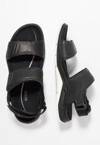 ECCO - X-TRINSIC - Walking sandals - black - 1