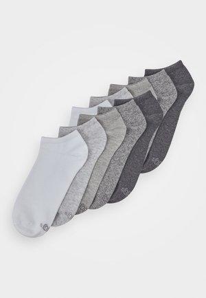 ESSENTIAL SNEAKER 10 PACK UNISEX  - Socks - white mix