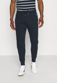 Abercrombie & Fitch - Träningsbyxor - navy - 0