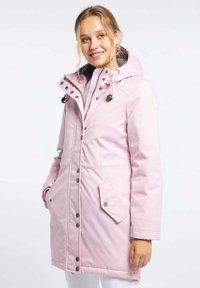 DreiMaster - Winter coat - powder pink - 0