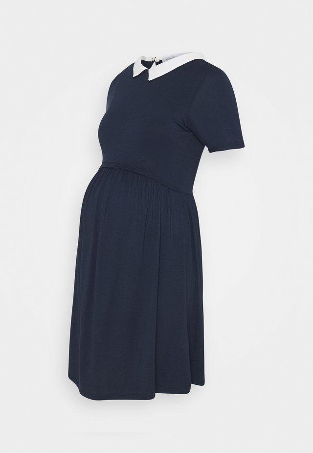 CAROLANE - Jerseyjurk - navy blue