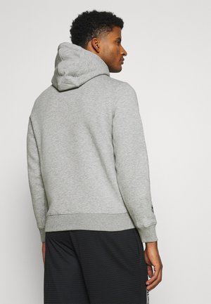 NHL ICONIC REFRESHER GRAPHIC HOODIE - Mikina s kapucí - sports grey