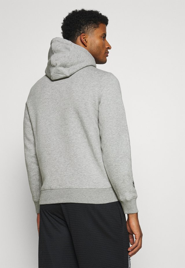 NHL ICONIC REFRESHER GRAPHIC HOODIE - Hoodie - sports grey