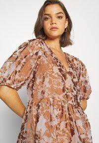 Object - OBJALICE SHORT DRESS FAIR - Day dress - sugar almond - 3