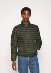 Marc O'Polo - REGULAR FIT - Light jacket - rosin - 0