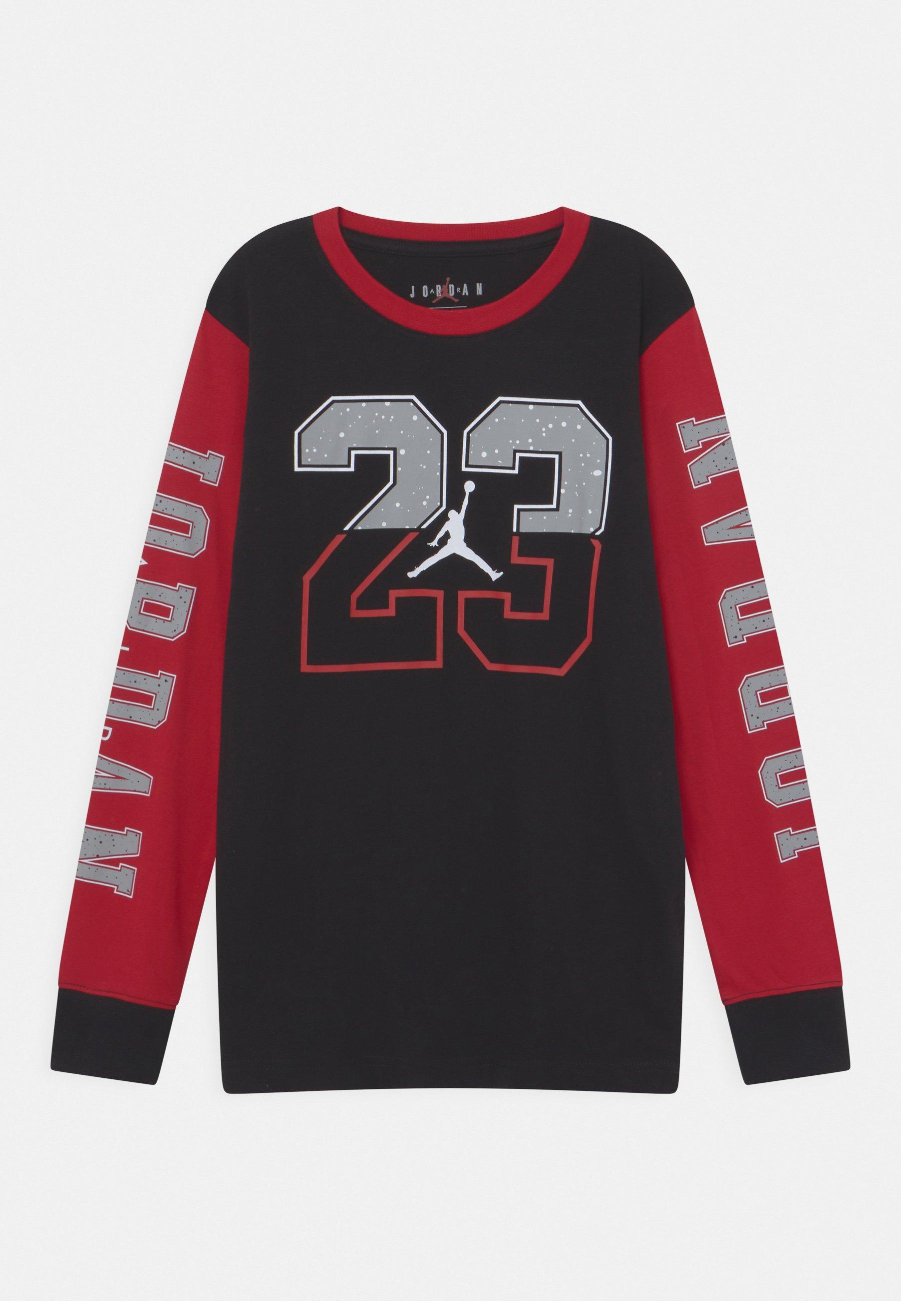 Kids 23 SPLIT SPECKLE TEE - Long sleeved top