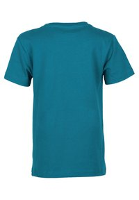 Band of Rascals - YOUR OWN WAVE - Print T-shirt - petrol - 1
