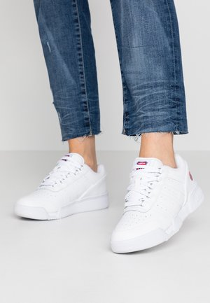 GSTAAD '86 - Sneakers laag - white