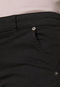 Dondup - PANTALONE MARGOT - Jeans Skinny Fit - black - 5