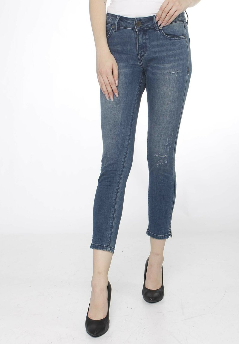 Buena Vista - Jeans Skinny Fit - blue