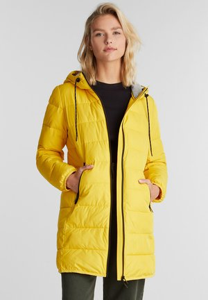 MIT 3M™ THINSULATE™-FÜLLUNG - Winter coat - yellow