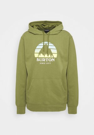 UNDERHILL - Sweatshirt - mayfly green
