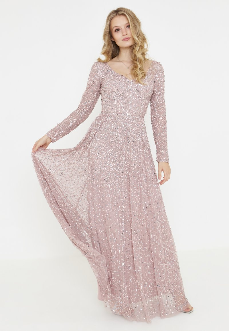 BEAUUT - Robe de cocktail - frosted pink