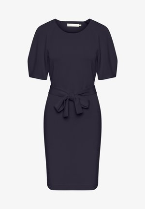 Shift dress - marine blue