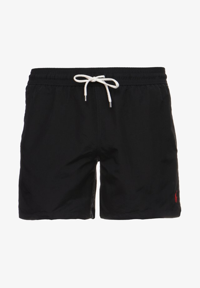TRAVELER - Zwemshorts - black