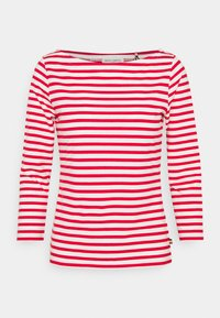 Lindex - TOP PACIFIC - Långärmad tröja - red - 0