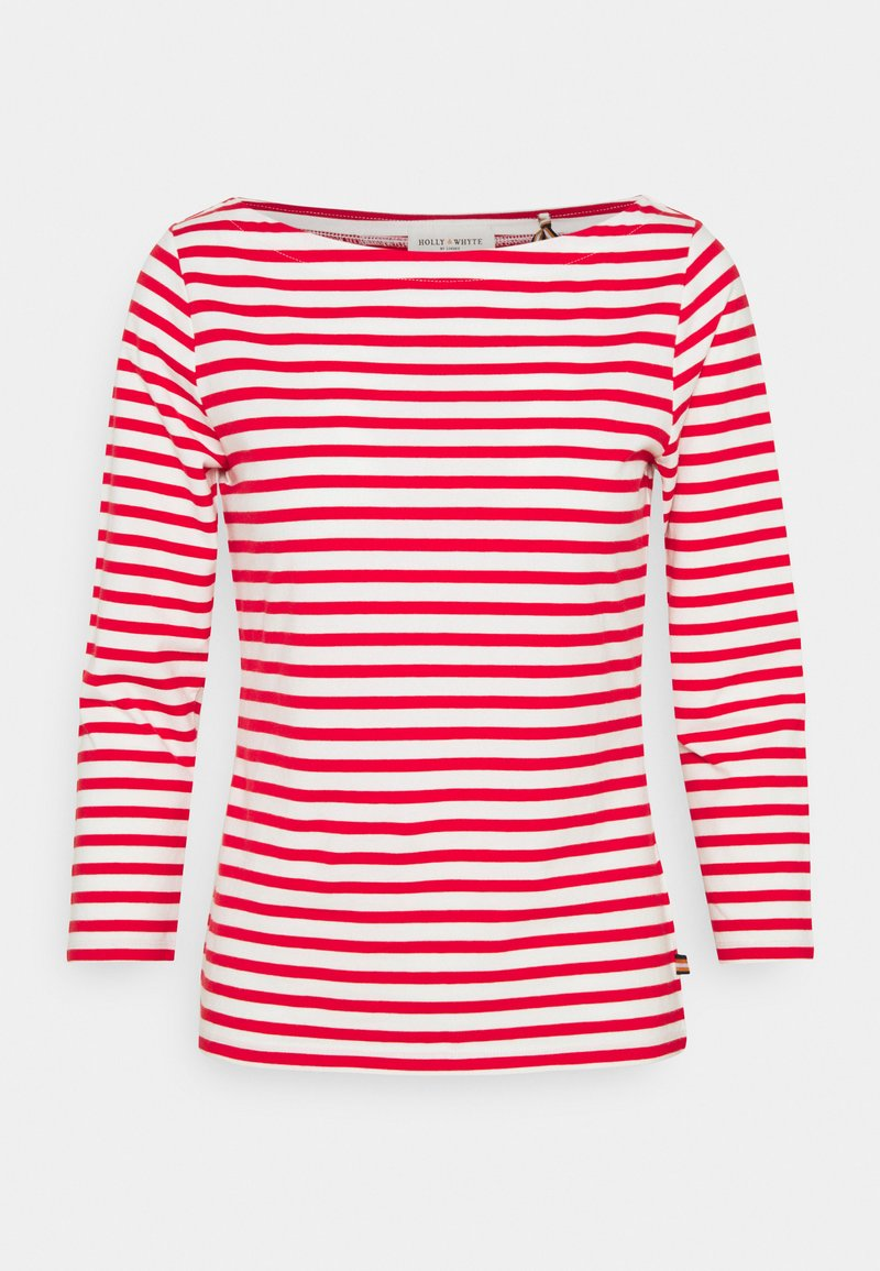 Lindex - TOP PACIFIC - Långärmad tröja - red