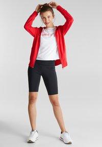 Esprit Sports - Hoodie - red - 1