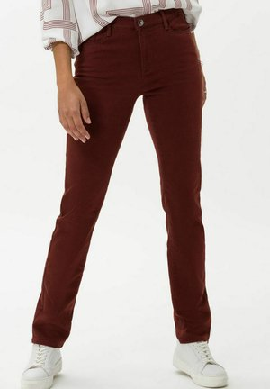 STYLE MARY - Slim fit jeans - rosewood