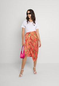 Never Fully Dressed - SUMMER RAINBOW  - Wrap skirt - multi - 1