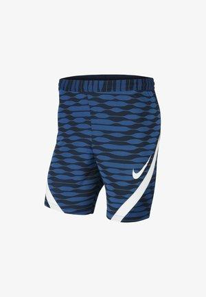 STRIKE SHORT - Sports shorts - obsidian/royal blue/white