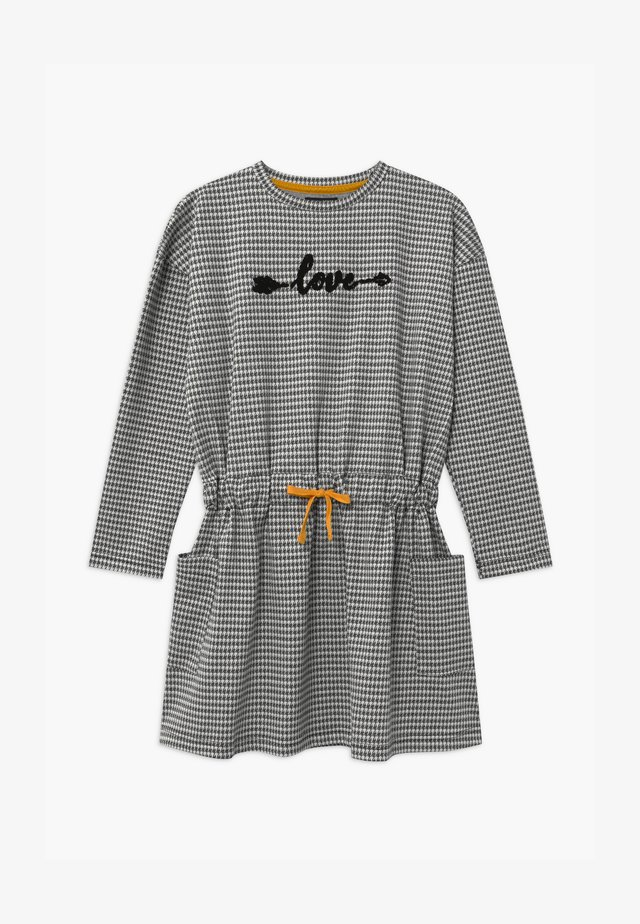 TEEN GIRLS - Jersey dress - grey