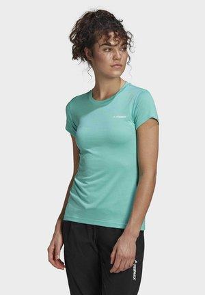 TIVID - Basic T-shirt - green