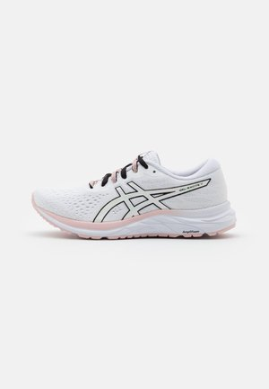 GEL-EXCITE 7 THE NEW STRONG - Zapatillas de running neutras - white/black