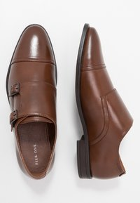 Pier One - Mocasines - cognac - 1