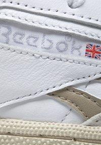 Reebok Classic - CLUB C REVENGE SHOES - Baskets basses - white - 10