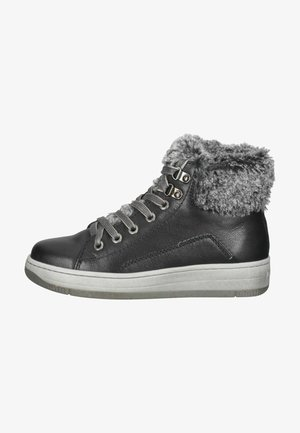 Bottes de neige - schwarz-kombi