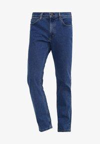 BROOKLYN STRAIGHT - Straight leg jeans - mid stone wash