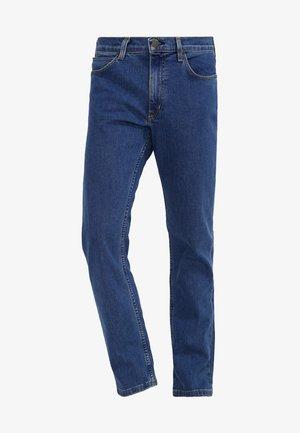 BROOKLYN STRAIGHT - Jeans a sigaretta - mid stone wash