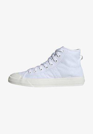 NIZZA - Sneakers alte - ftwr white/ftwr white/off white