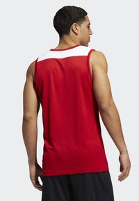 adidas Performance - CREATOR 365 JERSEY - Funktionsshirt - red/white - 1
