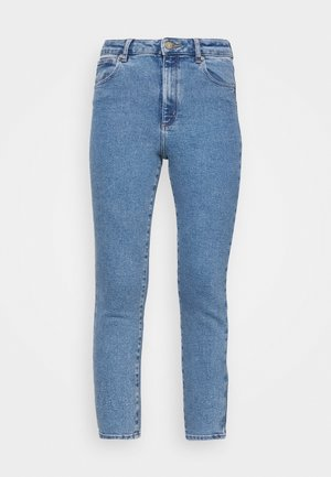 A HIGH SKINNY ANKLE BASHER - Jeans Skinny Fit - la blues