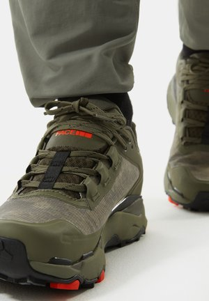 VECTIV EXPLORIS FUTURELIGHT - Hiking shoes - olive