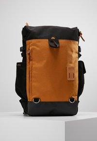Harvest Label - STYLE BOX - Rucksack - black/yellow - 0