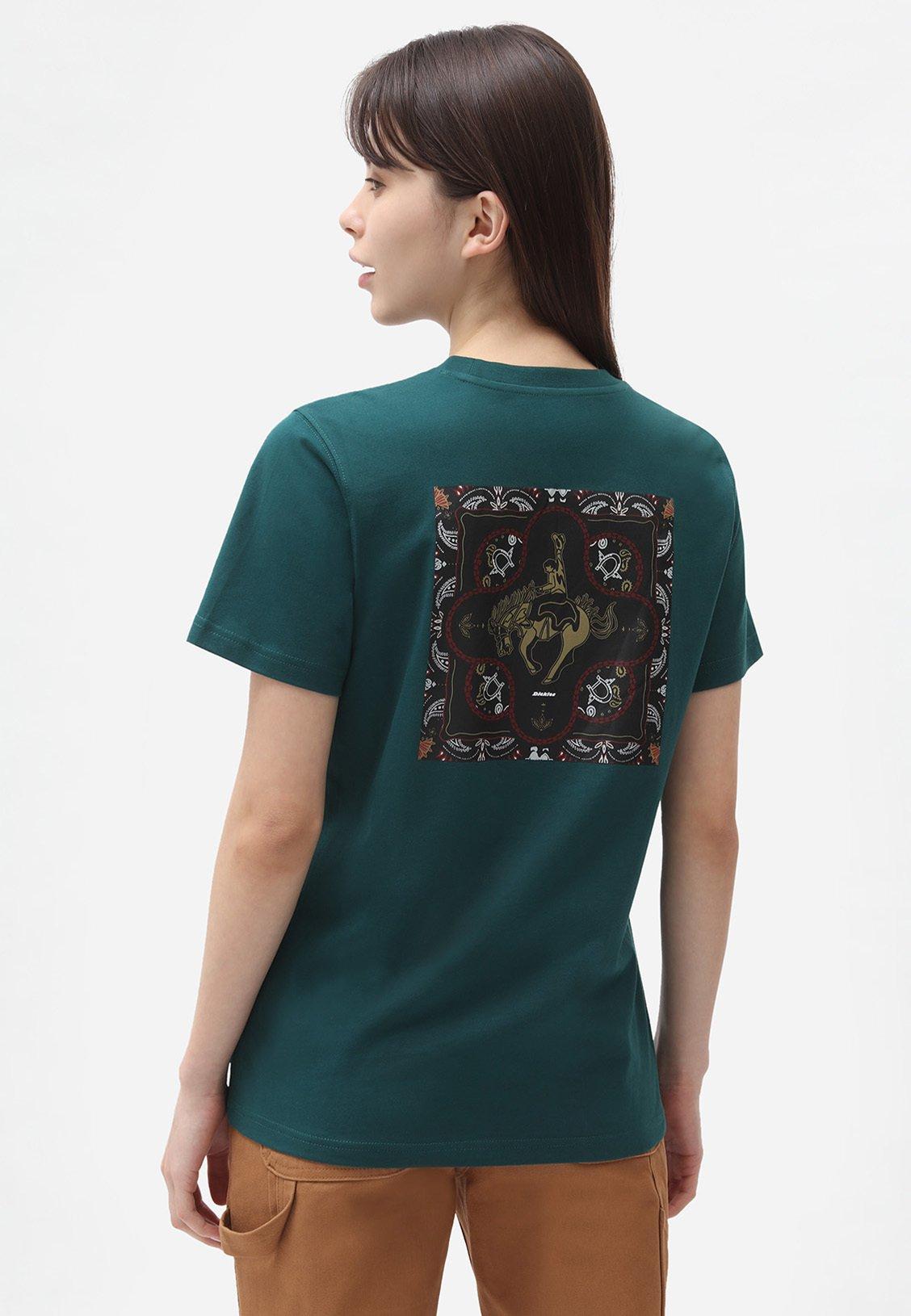 Donna REWORKED - T-shirt con stampa