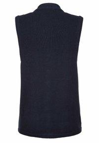 Paola - Waistcoat - marineblau - 2