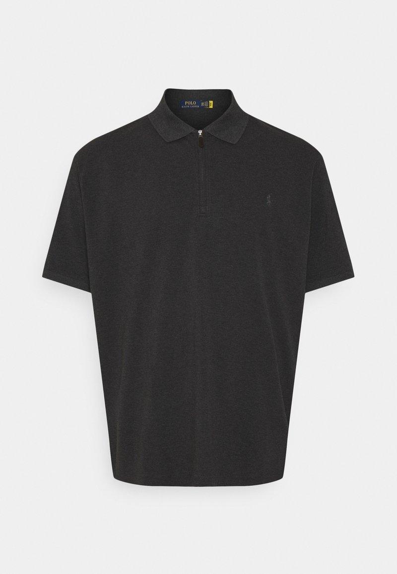 Polo Ralph Lauren Big & Tall - SHORT SLEEVE - Polo shirt - dark grey heather