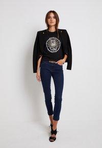 Pinko - SABRINA TROUSERS - Jeans Skinny Fit - dark blue - 1