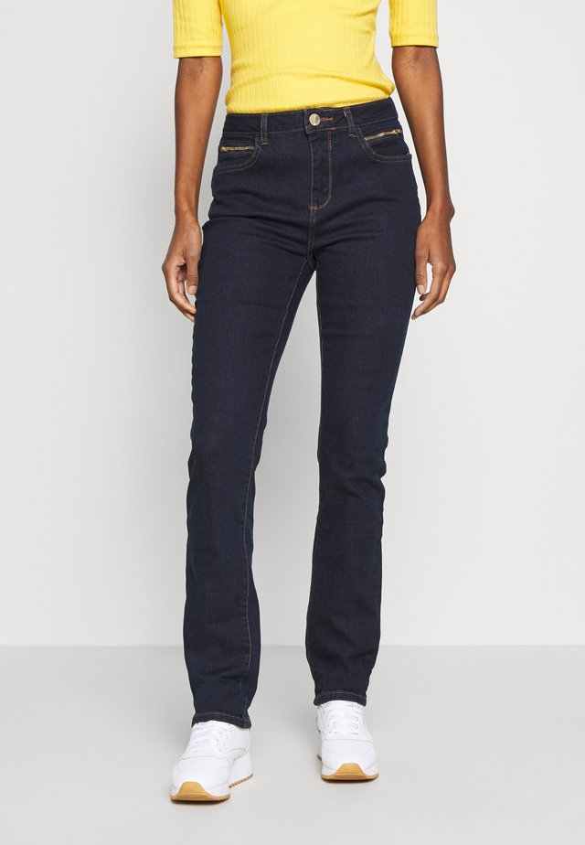 HARPER  - Jeansy Straight Leg - indigo