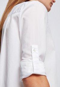 BOSS - BEFELIZE - Button-down blouse - white - 4